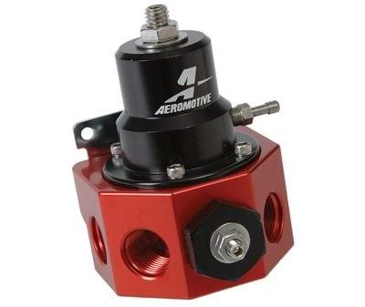 Regulator ciśnienia paliwa Aeromotive Double-Adjustable Bypass - GRUBYGARAGE - Sklep Tuningowy